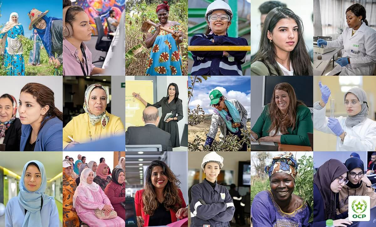 Promotion of education and female entrepreneurship at the core of our commitments