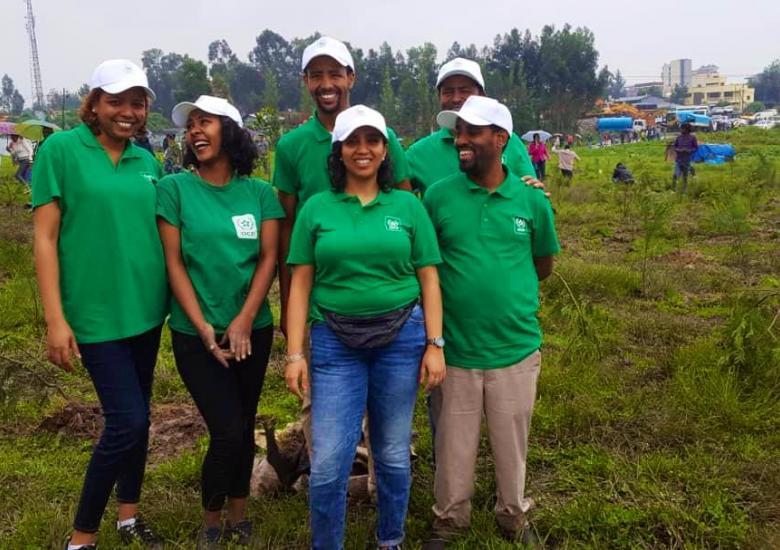 greenlegacy Ethiopia