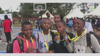 Act4C - OCP Group and NBA launch the NBA Junior League in